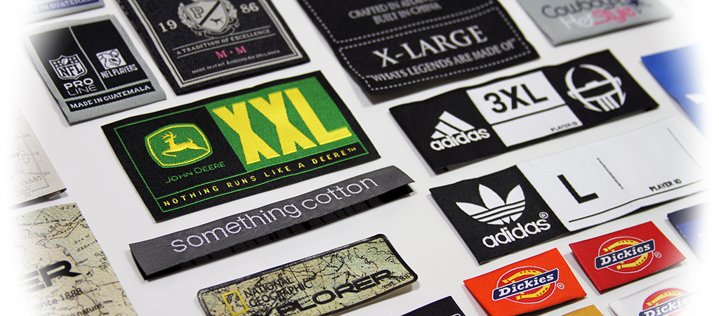 Woven Labels Singapore | Woven Clothing Labels